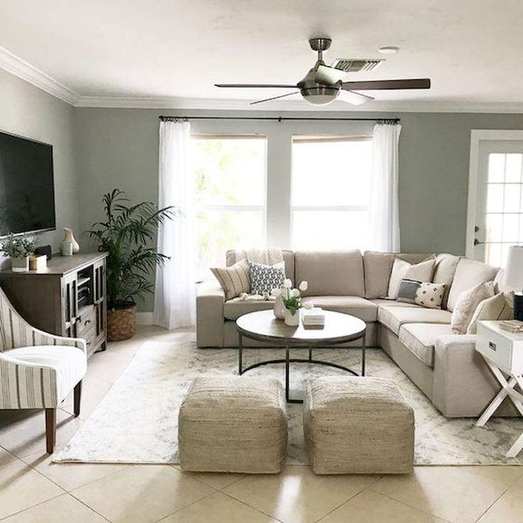 40 Amazing Fixer Upper Living Room Design Ideas (27 ...