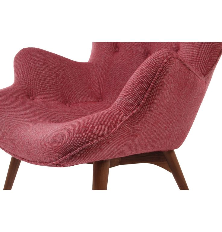 The Matt Blatt Replica Grant Featherston Contour Lounge Chair by Grant Featherston - Matt Blatt