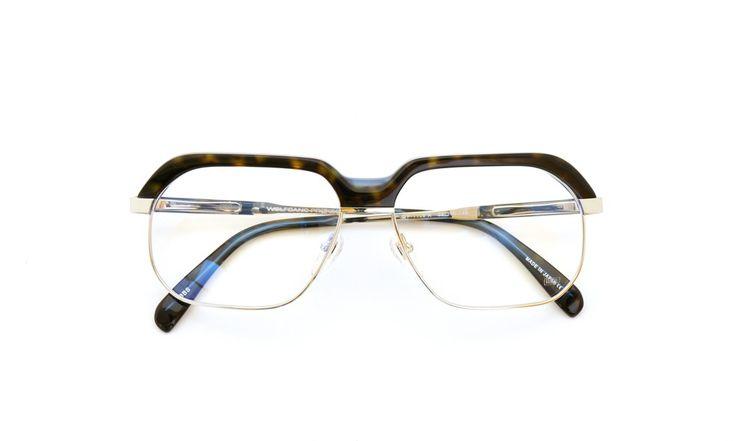 WOLFGANG PROKSCH [WP-1109 BBS] | optician | ponmegane