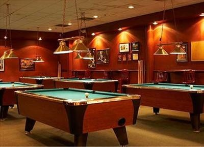 Roger Brown's Restaurant & Sports Bar authentic Olde Towne decor...inviting...relaxing...and all yours to enjoy!!!
