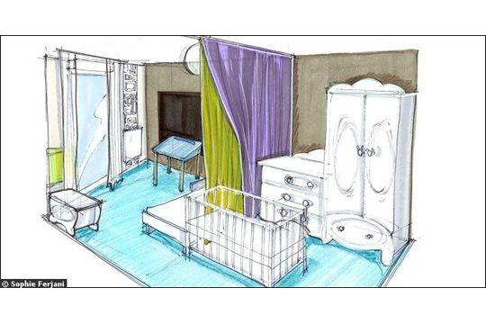 13 best s paration pi ce images on pinterest home decor for Separation decorative entre 2 pieces