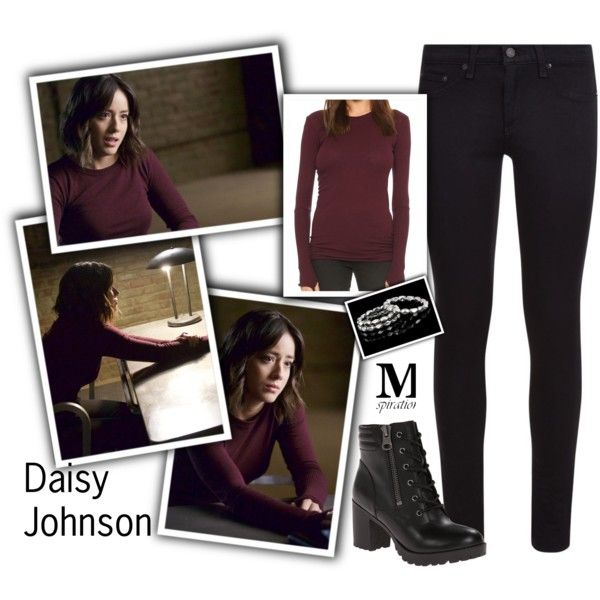 A fashion look from January 2018 by m-spirations featuring Enza Costa, rag & bone i Steve Madden