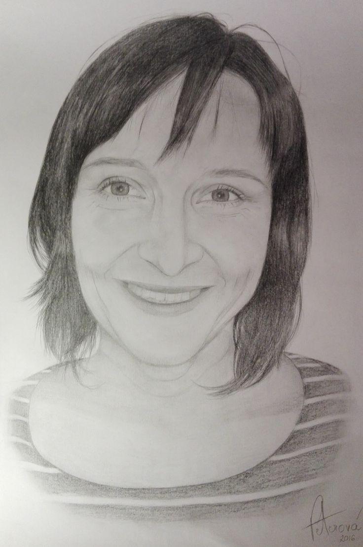 Portrét A2 - Peterová