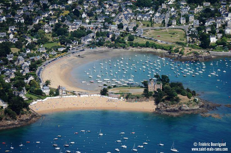 Saint Briac Sur Mer, Dinard, Bretagne, France