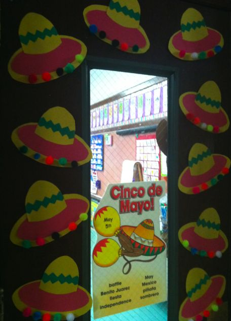 Spanish Teacher Classroom Decorations ~ Best images about cinco de mayo bulletin board on