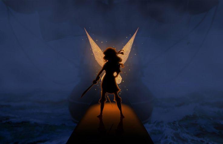Zarina (The Pirate Fairy)..