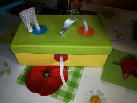 ma boite ficelle activit s montessori pour les tout. Black Bedroom Furniture Sets. Home Design Ideas