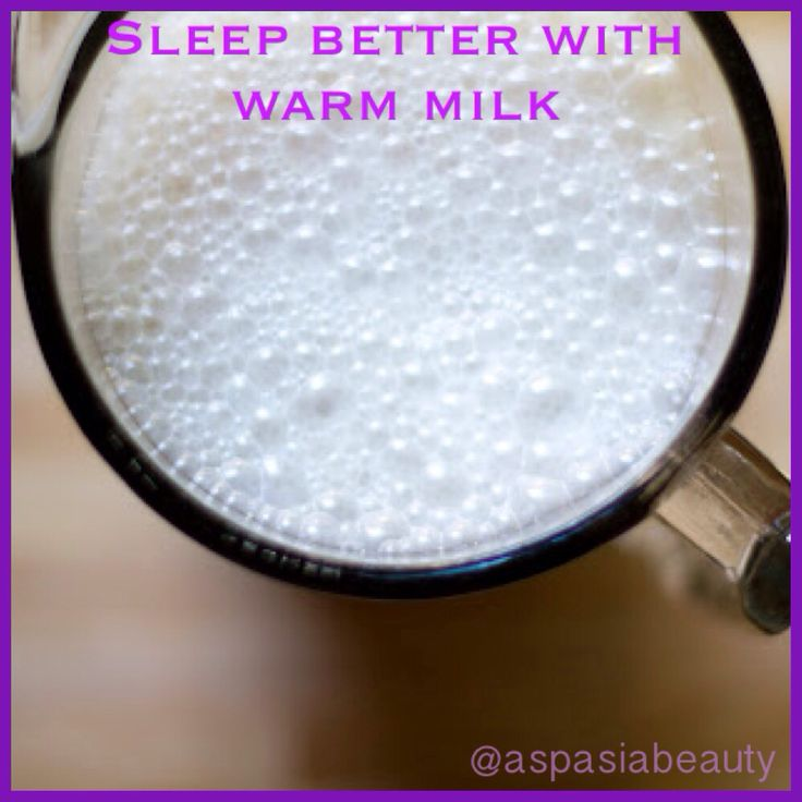 Drinking a glass of warm milk before bed will help you to sleep better. Dairy products are rich in vitamins & protein, which help induce sleepiness when consumed. Try adding a pinch of cinnamon to taste but for a warming effect too  honey sweetens the milk also helps cure a cough. #warmmilk #milk #bedtime #sleep #cinnamon #honey #natural #homeremedy #sweetdreams #health #beauty #tips #advice #aspasiabeauty