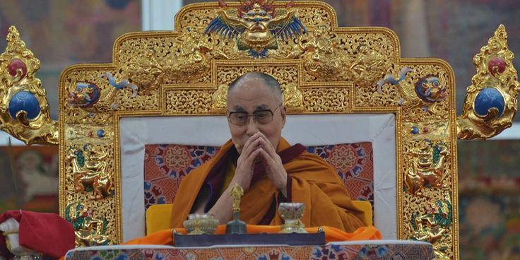 His Holiness The Dalai Lama Commences 34th Kalachakra At Bodh Gaya