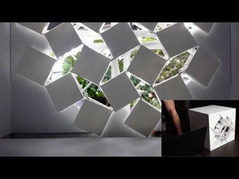 USC School of Architecture ARCH 599 - Physical Computing Dynamic building facade design