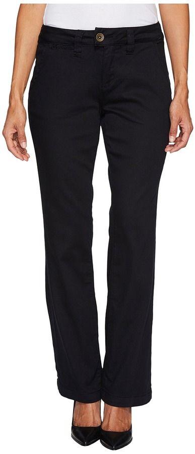 Jag Jeans Petite - Petite Standard Trousers in Divine Twill Women's Jeans