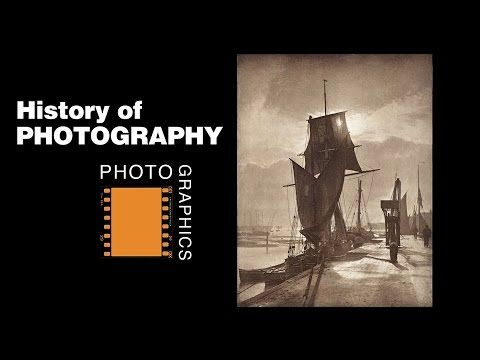 Gavin Seim's history of photography. A segment from the PHOTOGRAPHICS workshop... http://seimeffects.com/photographics/