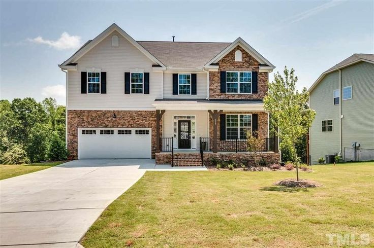 17 best images about curb appeal on pinterest large family rooms trey ceiling and wake forest nc - Four bedroom houses great choice big families ...