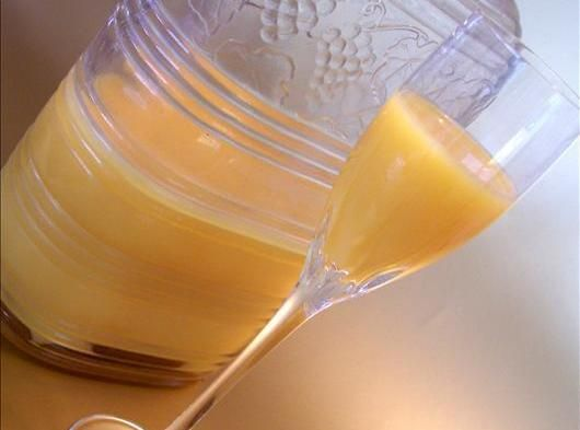 Advokaat (Polish egg liquoir) Family recipe