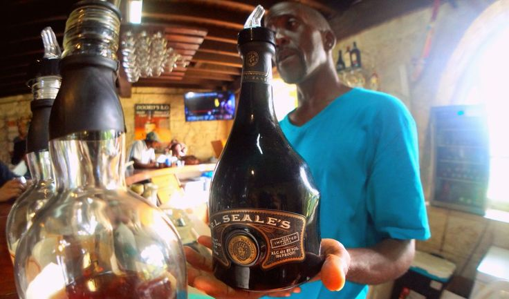 RL Seale 10 Year Old Finest Barbados Rum Review from a Tasting Session at Foursquare