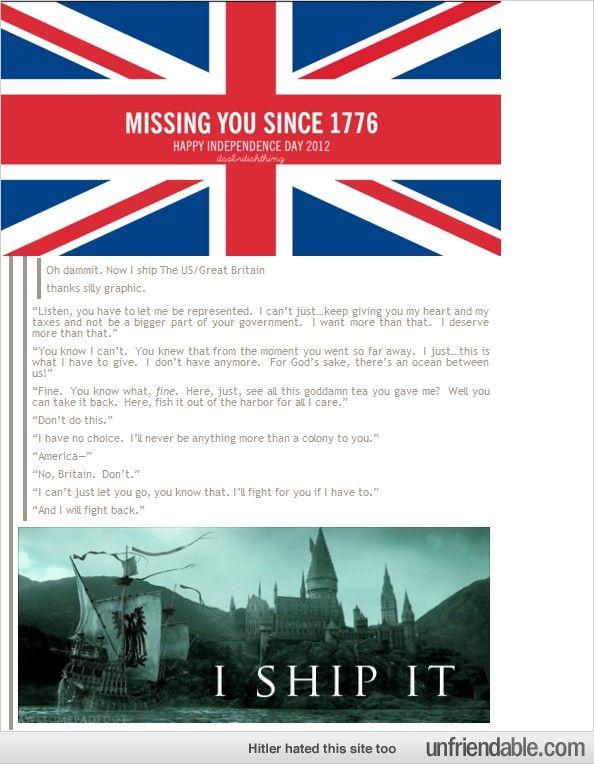 LIBERTEA - I SHIP IT WITH HP GIFS! - - Public Displays of Fail - Unfriendable
