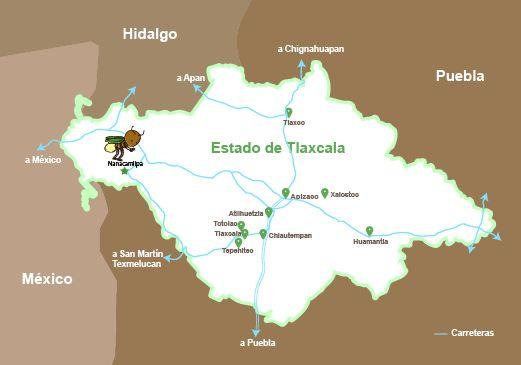 Santuario de las Luciérnagas en Tlaxcala - Temporada 2016
