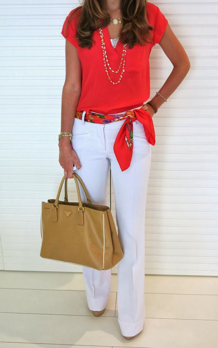 An Fab Colours perfect Summer look