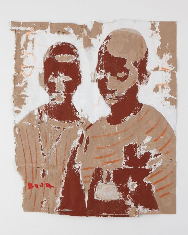 Armand Boua, Untitled, 2014