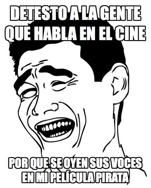 Mientras tanto en el cine :D                                                                                                                                                                                 Más