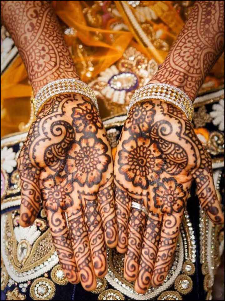 Bridal Mehndi Rajasthani : Mehndi designs for hands with pictures diy video