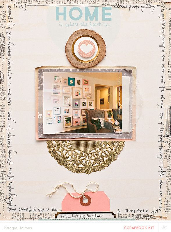 Home by maggie holmes at @Studio_Calico