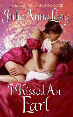 I Kissed an Earl (Pennyroyal Green, #4) Another cover I love for a series I love.