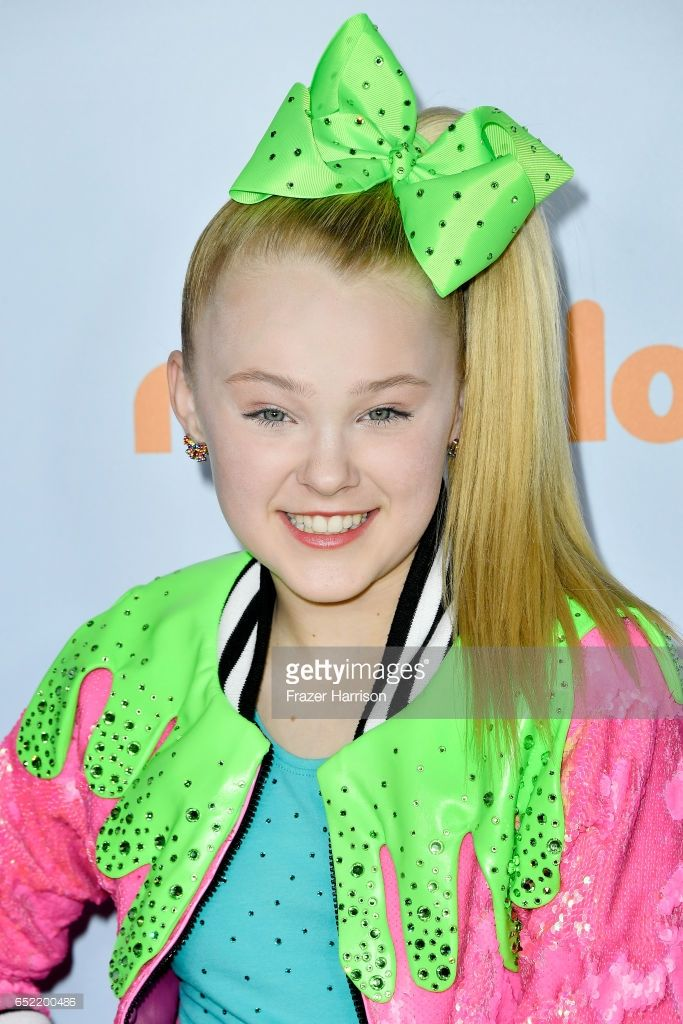 Dancer JoJo Siwa at Nickelodeon's 2017 Kids' Choice Awards at USC Galen Center on March 11, 2017 in Los Angeles, California.