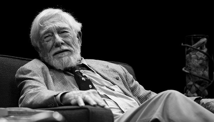 National Treasure: Gary Snyder