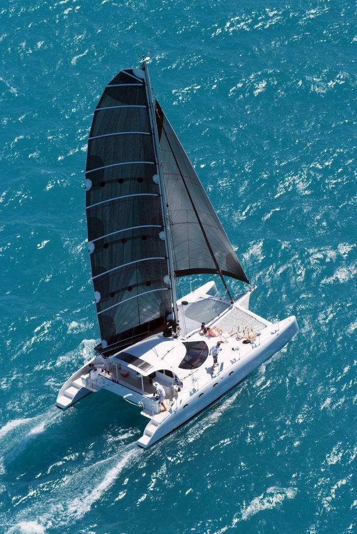Schionning Designed GForce 1400  Multihull Yachts