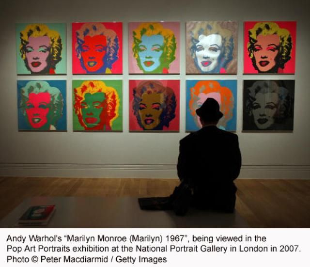 An easy-to-understand explanation of what pop art is in the art history world.