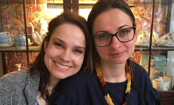 Ilze and her sister Liga, who  went missing from a beach in kerala, S India, while on holiday, her husband Andrew is trying to contact her