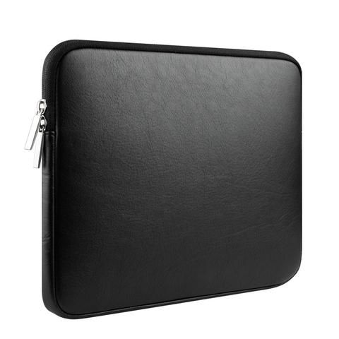 [EBay] 2017 New Laptop Sleeve Case For Macbook Air 13 Pro Retina 11 12 15 Inch Shockproof Thick Wool Pu Leather Style Free Shipping