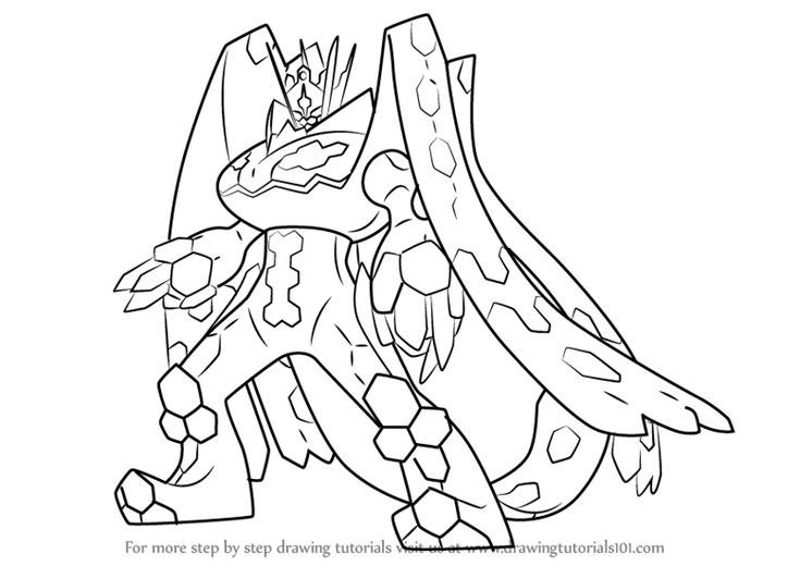 Kleurplaten Pokemon Solgaleo Image Result For Pokemon Sun Moon Coloring Pages Pokemon