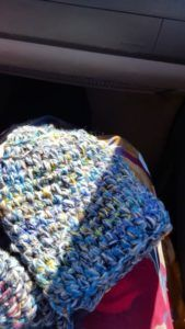 Straßenhäkeln – Crochet on the Road   mamaviola