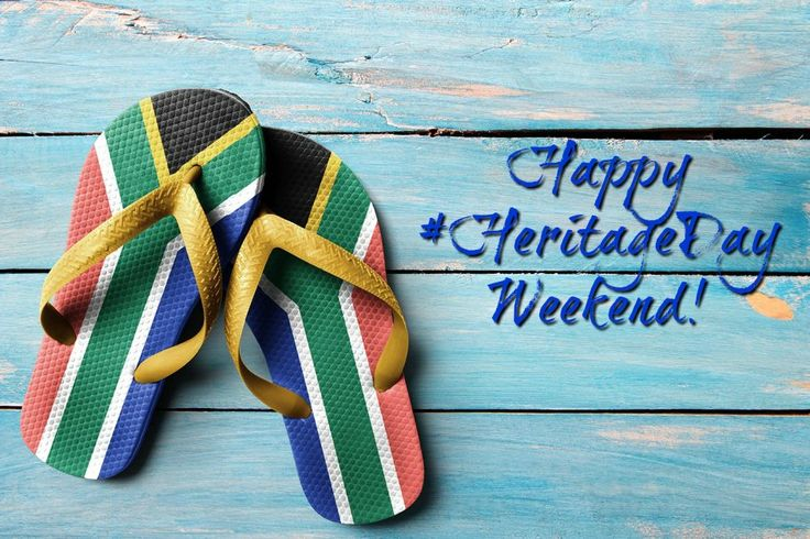 Wishing you a wonderful #HeritageDay weekend! While you're chillaxing, why not give us a follow on Facebook!  https://www.facebook.com/ChefsPrideSA/