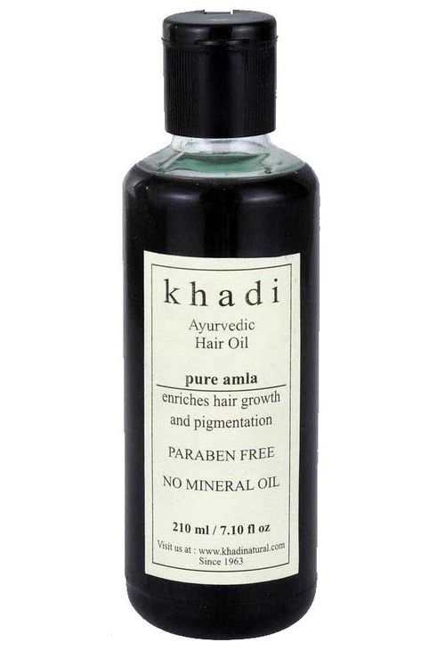 Khadi Amla Oil Benefits