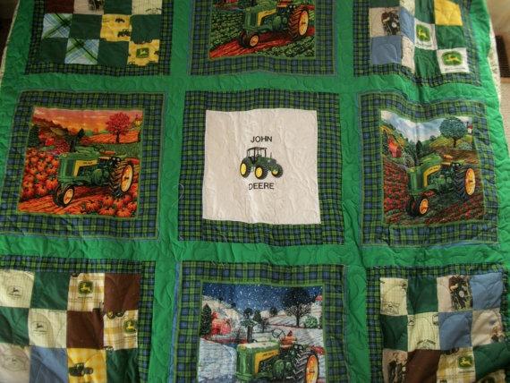 John Deere Quilt Patterns : Best john deere images on pinterest quilt patterns