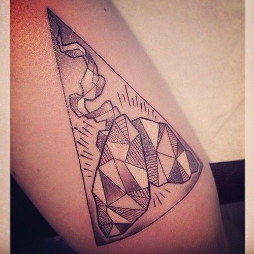 #Art by @WalterHego on @johanneachard - L'Encrerie @LEncrerie #LEncrerie - #Tattoo #Tatouage #Ink #Encre - 2 rue Lacharrière, 75011 #Paris - RDV / Appointements & infos +331 83065225 tattoo@lencrerie.com (à L'Encrerie)