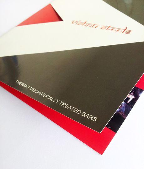 Vishnu Steels - Brochure