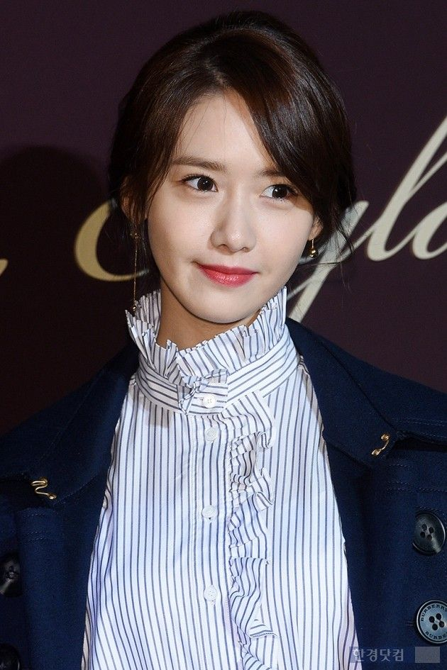 SNSD YoonA at Burberry's anniversary in Seoul ~ Wonderful Generation ~ All About SNSD, Wonder Girls, and f(x)