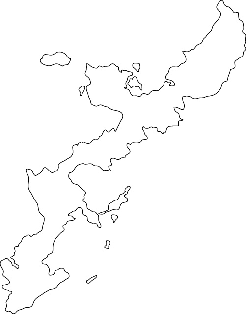 okinawa. tattoo idea? Yes... I love it here that much.
