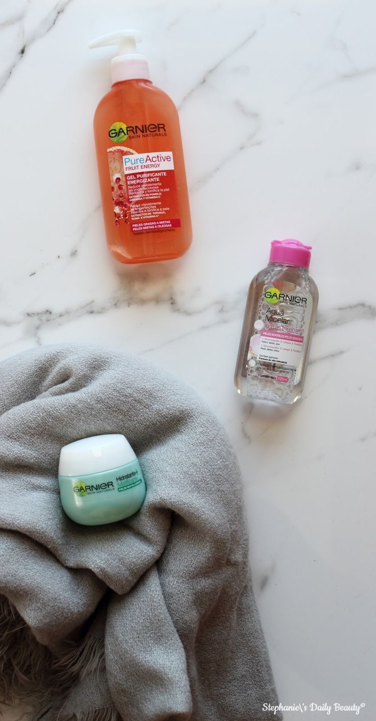 Stephanie's Daily Beauty: SkinCare w/ Garnier | 3 Products Worthing Looking At