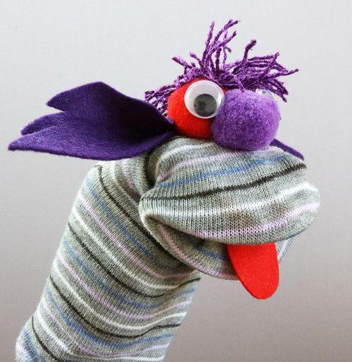 Maňásek ponožkáček rozcuchánek č.867 http://www.fler.cz/emilly-emm-2