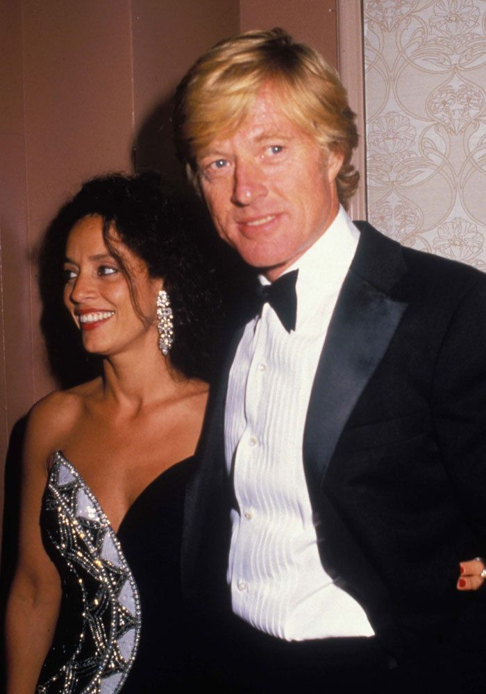 sonia braga relationship with robert redford