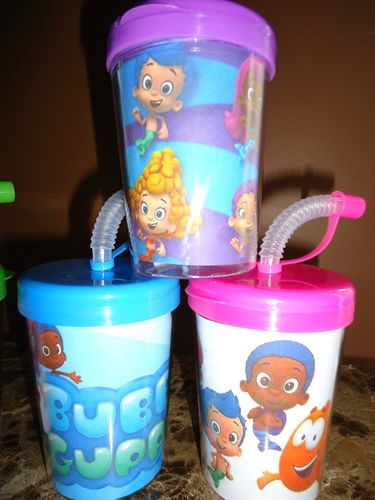 17 best images about kids party on pinterest bubble guppies birthday birthdays and bubble - Bubble guppies party favors ideas ...