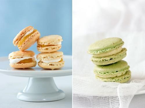 Diferentes tipos de rellenos para los Macarons | EntreChiquitines