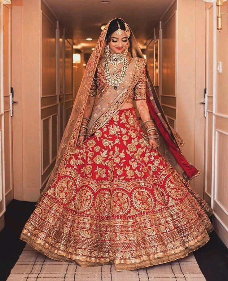 Custom Made Bridal Lehenga Inquiries Whatsapp 917696747289 Nivetasfashiongmail Engagements Indian Wedding