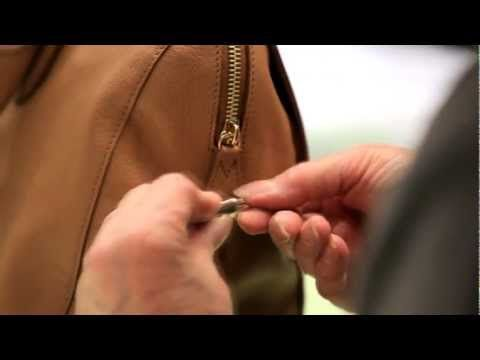 Del Rey: The Making of a Mulberry Icon. See the craftsmanship behind a Del Rey bag, from inside our British factory in Somerset.
