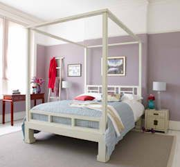 Pastel colours for your bedroom? Yes, please!